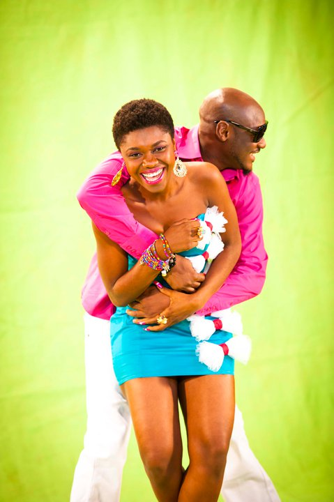 Becca and Tuface Playing Bad Girl Bad Man