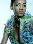 Special edition  Model of the day !!! Oluchi Onweagba check it out