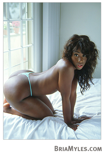MODEL OF THE DAY !!!! MORE BRIA MYLES