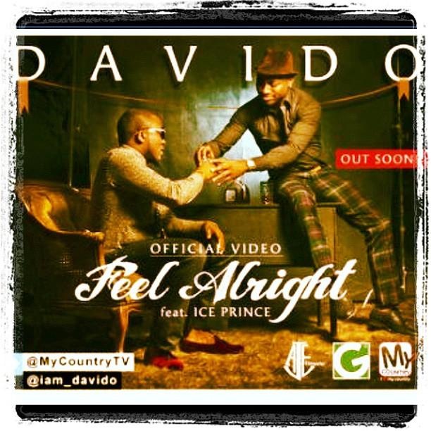 davido-ft-ice-prince-feel-alright-artwork