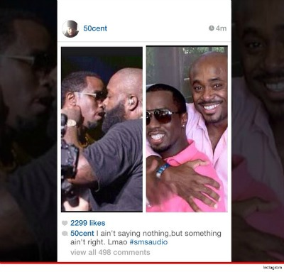 50cent-instagram Stoute Ross Diddy